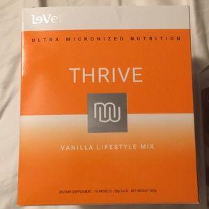 Thrive Lifestyle Mix - Vanilla